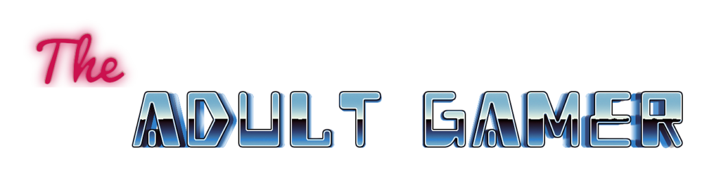 The Adult Gamer Logo